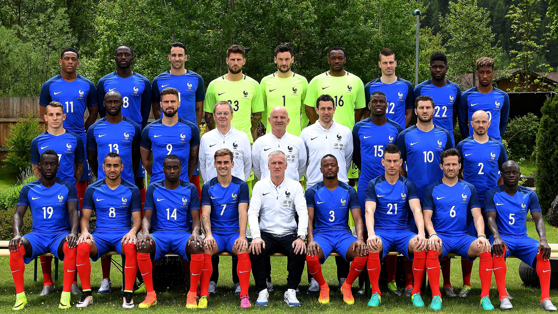Trainer Nationalmannschaft Frankreich