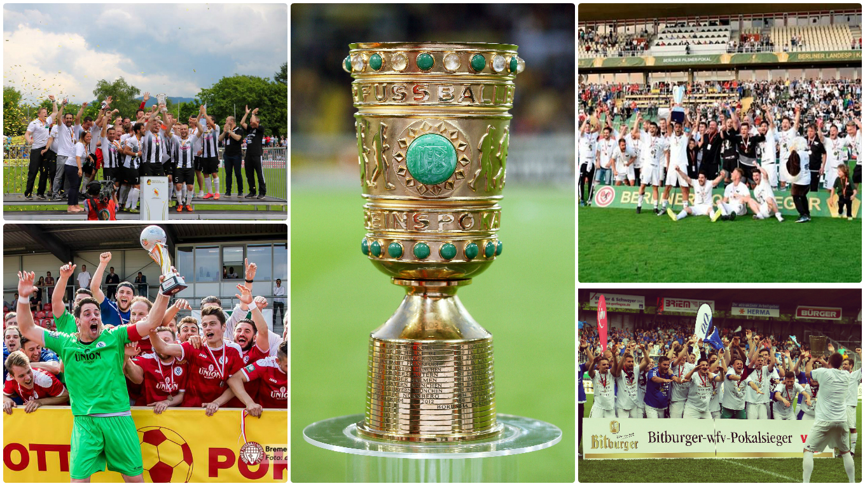Tv Programm Dfb Pokal Heute