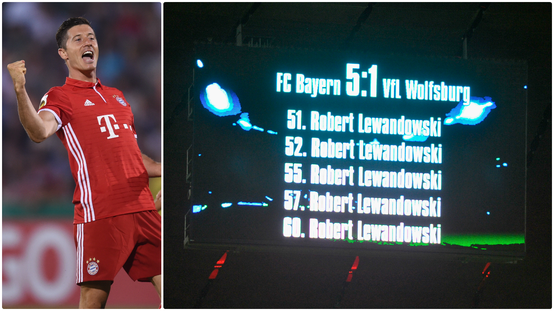 Lewandowski Tore 15 16