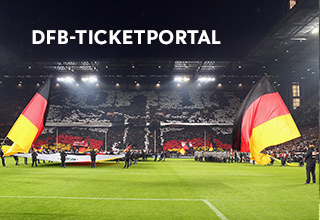 DFB-Ticketportal © DFB-Ticketportal