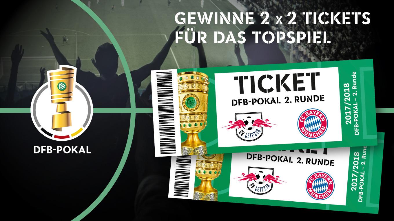 Dfb Pokal Tickets Gewinnen