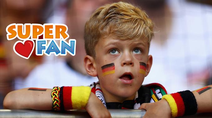 Der Super-Fan