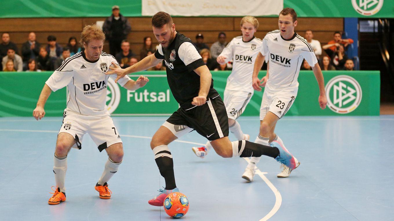 Futsal Das Sind Die Wichtigsten Regeln Dfb Deutscher