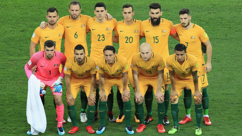 Australische Nationalmannschaft Fußball