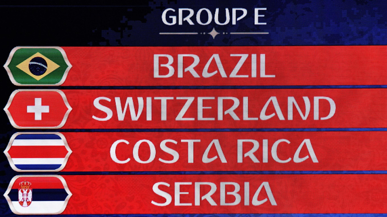 Gruppe E :: WM 2018: Die Teilnehmer :: Weltmeisterschaften