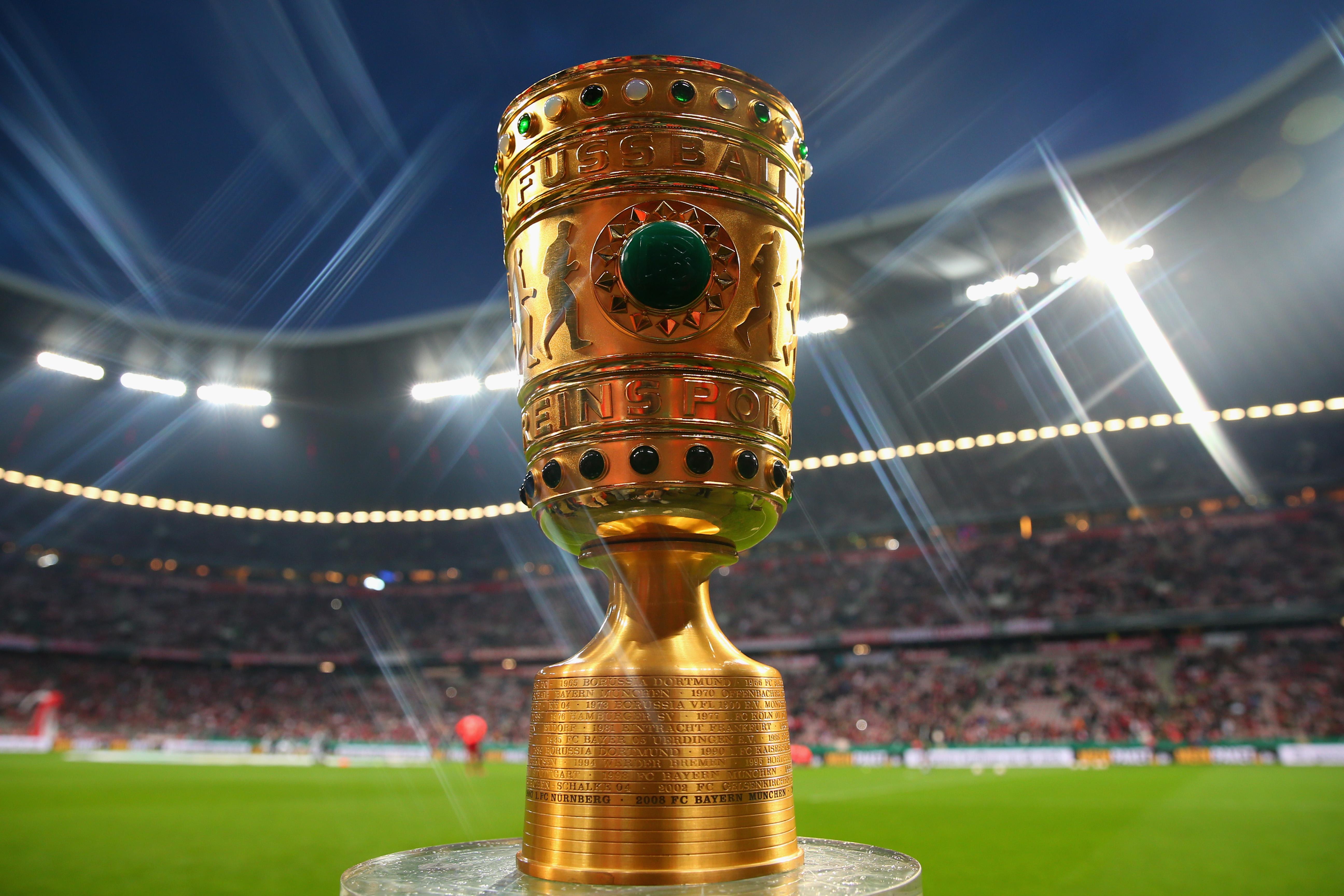 deutsche pokalsieger fußball