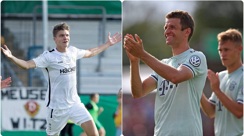 Fourth Tier Rodinghausen In The Spotlight Against Fc Bayern