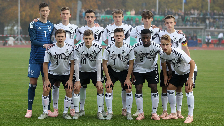 Deutschland U17 Kader