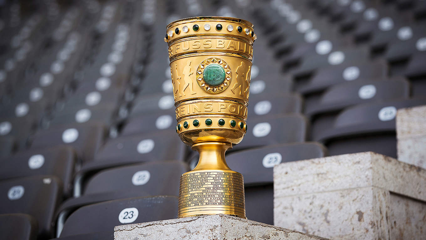Dfb-Pokal Teams