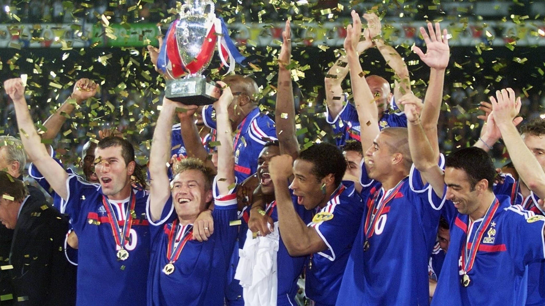 fußball europameister 2000