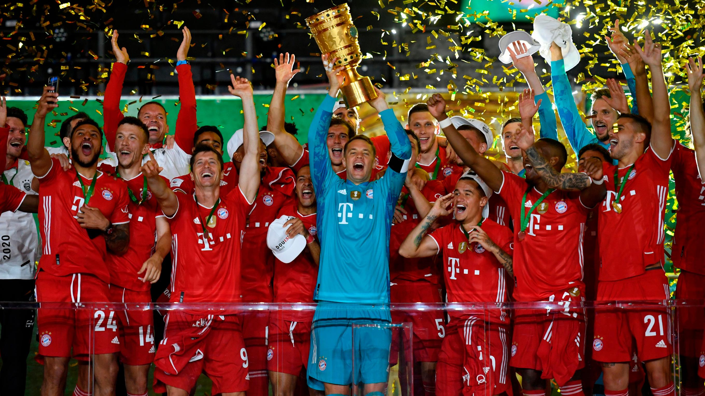 Bayern Dfb Pokal Siege