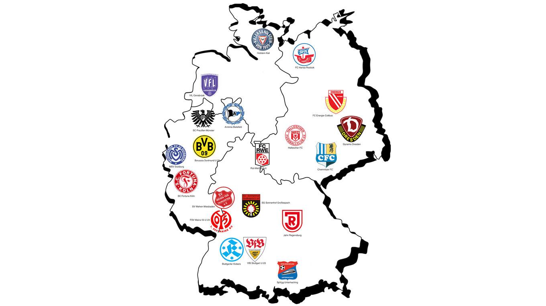 aufsteiger 3 liga 2019