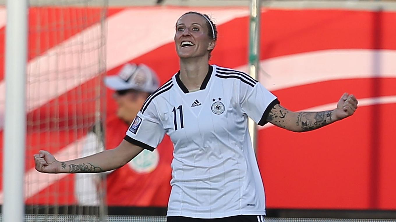Anja Mittag schießt FC Rosengard zur schwedischen
