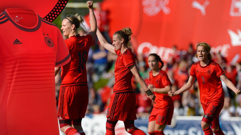 Dein Trikot Zum Halbfinale Der Frauen Dfb Deutscher Fußball