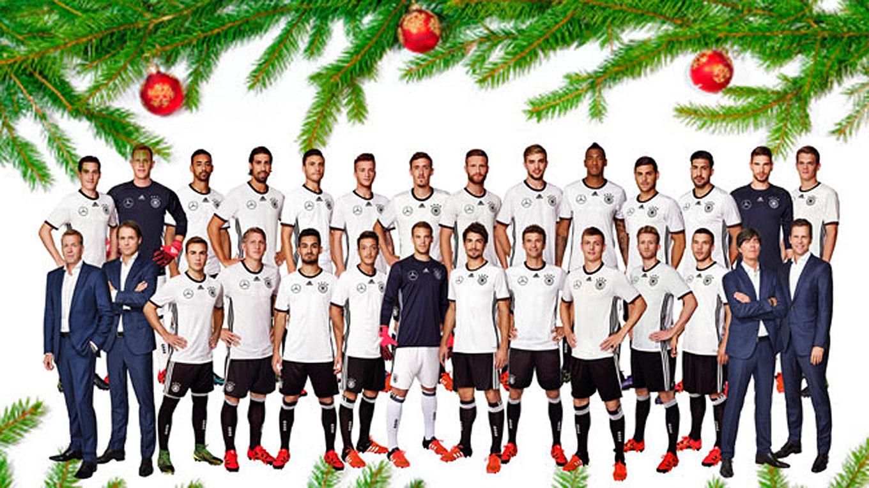 Merry Christmas! :: DFB - Deutscher Fußball-Bund e.V.