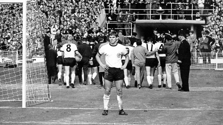 Wm Finale 1966 Aufstellung
