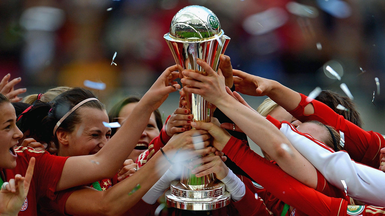Pokal Frauen