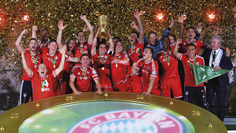 Modus DFB Pokal DFB Wettbewerbe M U00e4nner Ligen