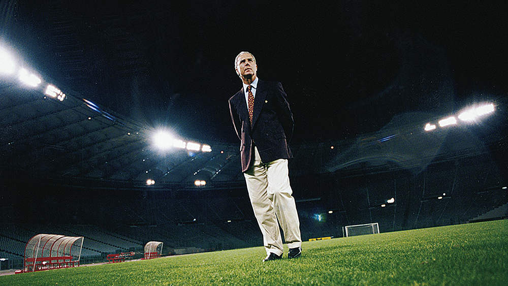 Germany Fußball Weltmeisterschaft Franz Beckenbauer