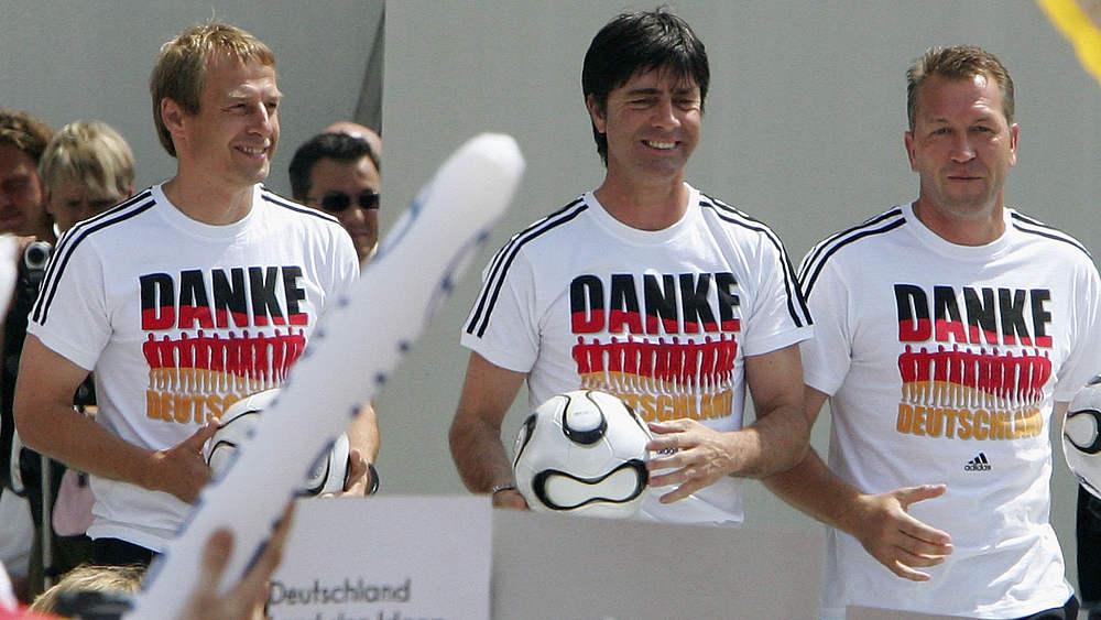 Jurgen Klinsmann Bundestrainer Historie Extras