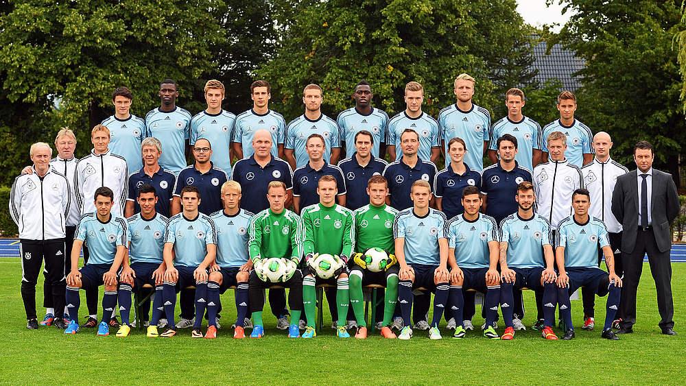 u21 deutsche nationalmannschaft