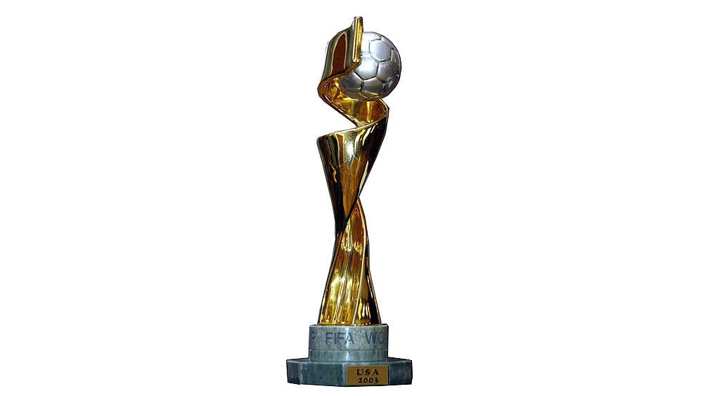 Women S World Cup Trophaen Historie Der Dfb Dfb