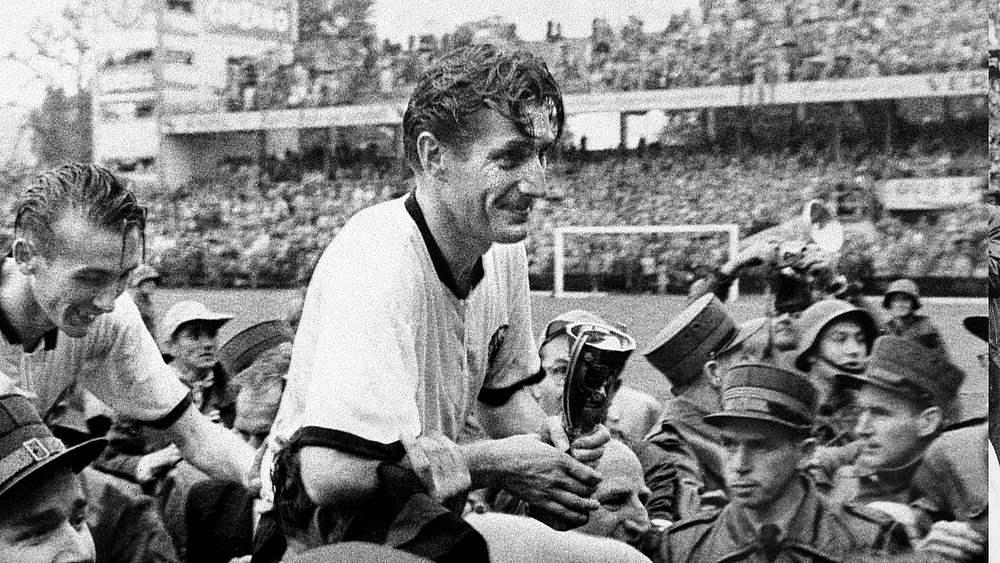Die Wm 1954 Wm Geschichte Weltmeisterschaften