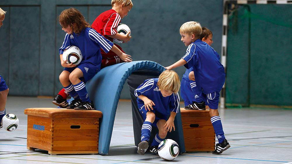 Kennenlernen fussball