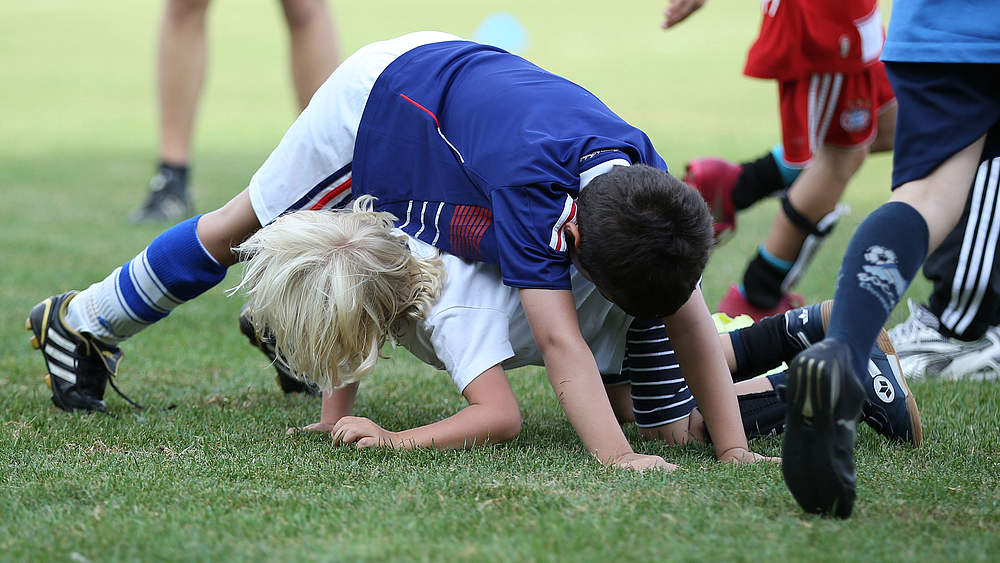 bambini training kennenlernen