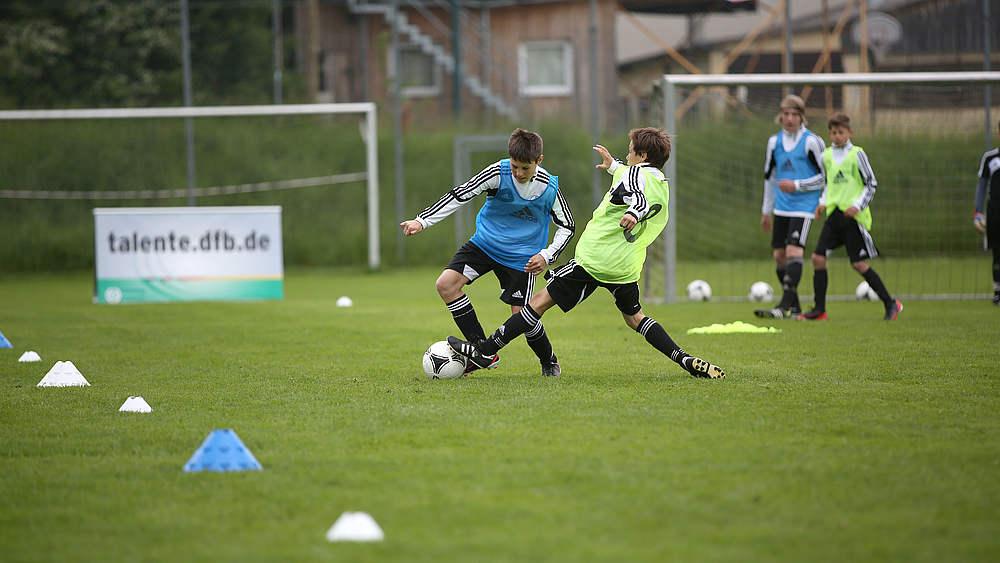 Talent Development Programme :: Projects :: DFB - Deutscher