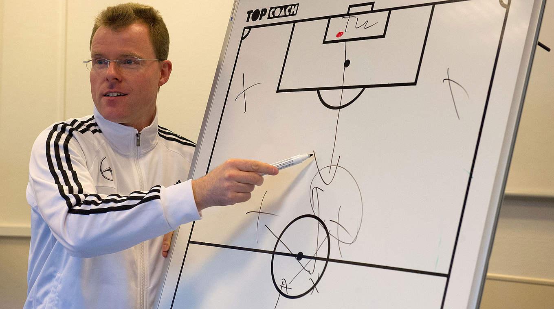 Trainer B Lizenz Dfb Deutscher Fussball Bund E V