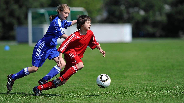 Wettspiele Mit C Junioren Erste Erfahrungen Im 11 Gegen 11
