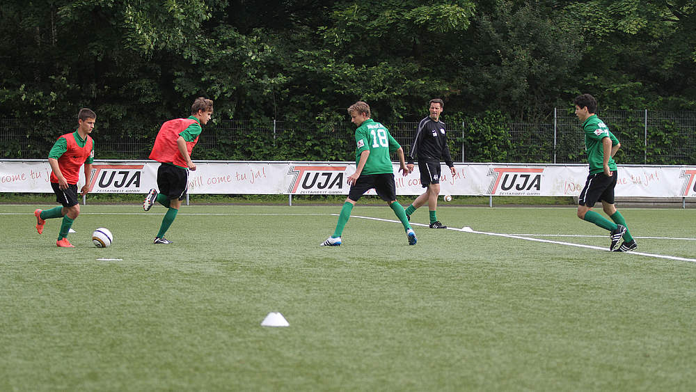 Training Plus B Junior In Trainer In Training