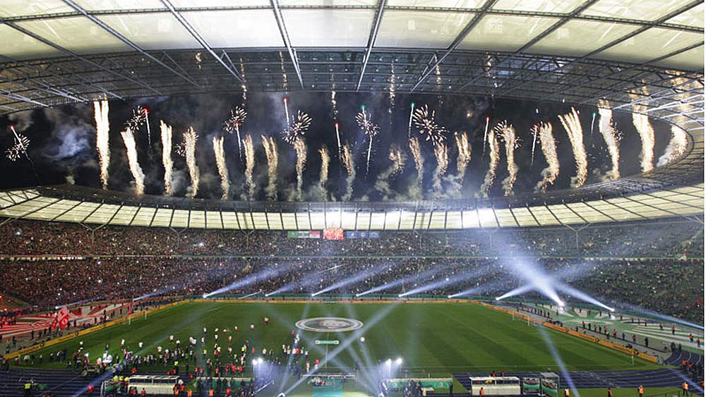 Dfb Finale AnstoГџ
