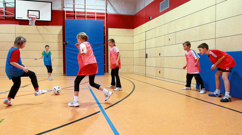 Kennenlernen sportunterricht