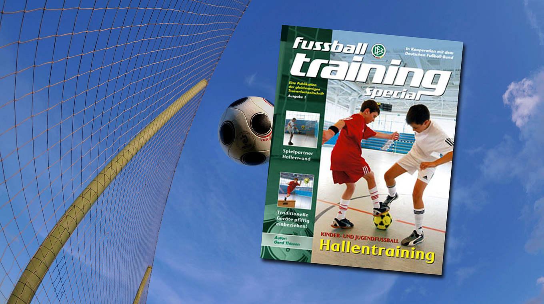 Fussballtraining Special 1 Hallentraining Dfb