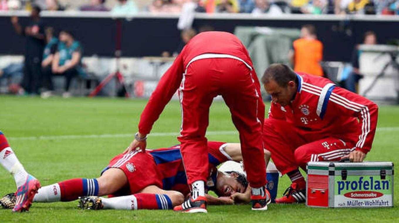 Ist Manuel Neuer Verletzt
