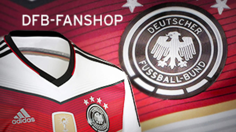 Fanshop Fußball