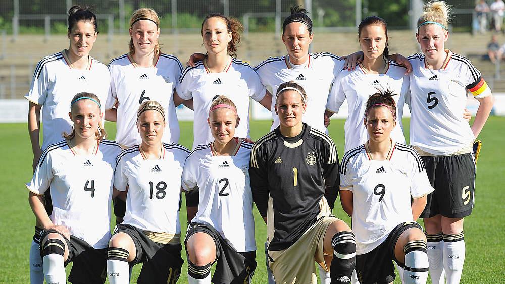 Team Und Trainerin U 23 Frauen Frauen