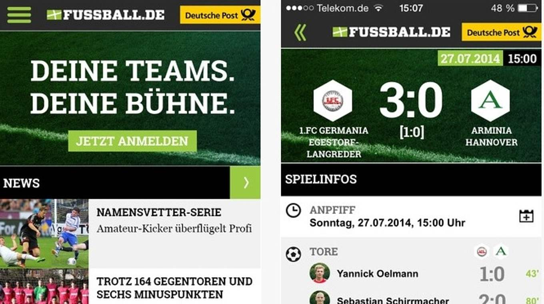 Fußball De App