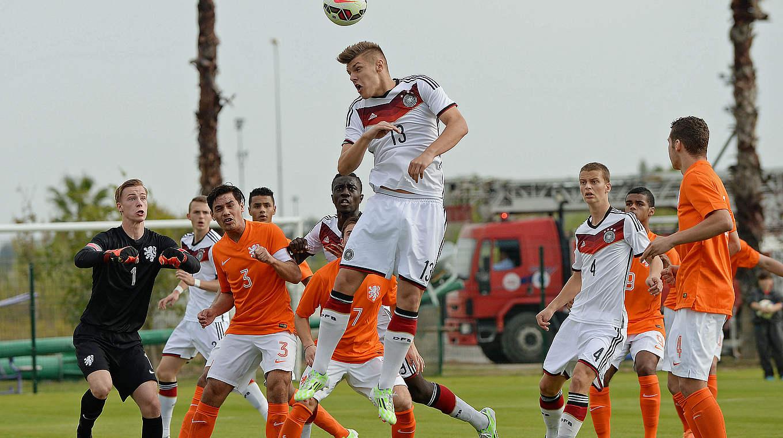 fußball türkei gegen holland