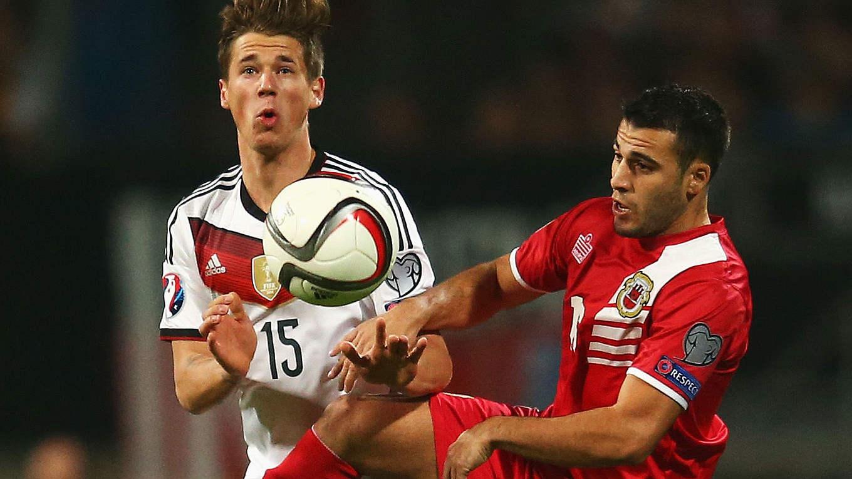 fußball gibraltar deutschland