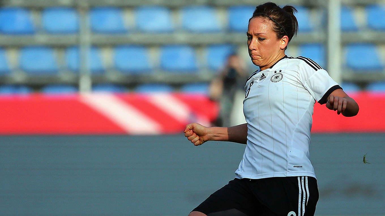 Weltfußballerin Nadine