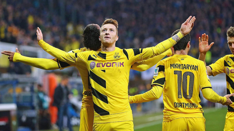 BVB & Reus looking for good start to 2015 DFB Deutscher
