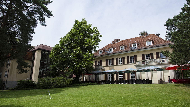 Idylle In Der Hauptstadt Das Landesleistungszentrum Wannsee Des Bfv