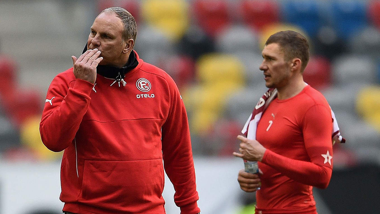Trainer Düsseldorf