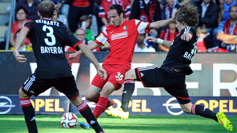 Freiburg Gegen Leverkusen