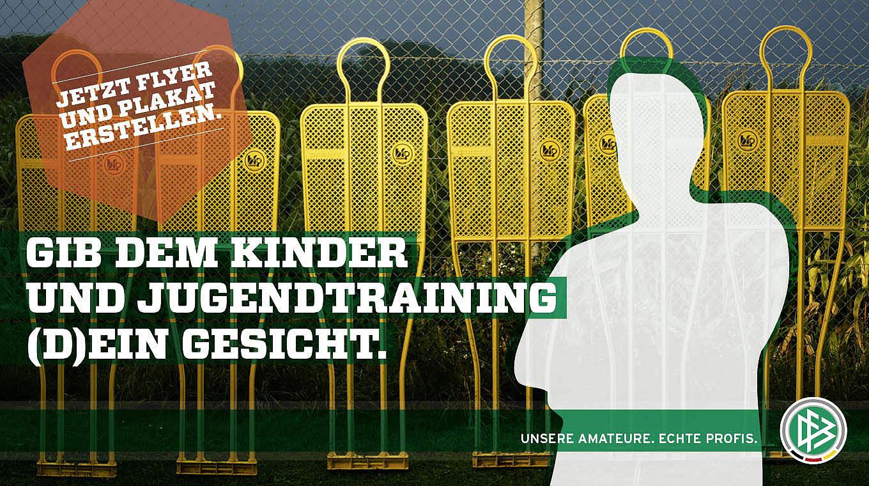 Kinder Und Jugendtrainer Gesucht Flyer Und Plakate Zum