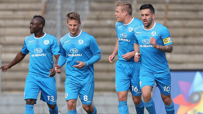 News Stuttgarter Kickers