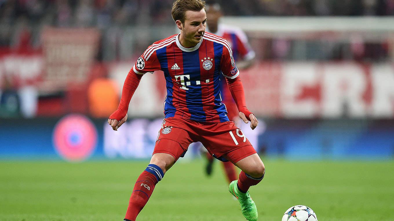 Mario Götze set to make 50th Bundesliga appearance for FC Bayern